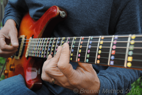 The Secret to Mastering Barre Chords on Guitar • Brenna Method