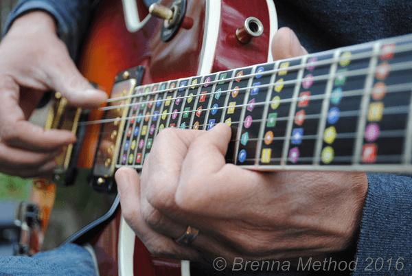 Single String Mastery on Guitar • Brenna Method